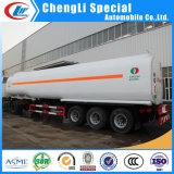 Sale를 위한 탄소 Steel BPW Fuwa 3 차축 45000liters Fuel Tank Trailer