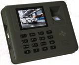 Sistema do comparecimento do tempo da impressão digital de Realand (A-F27)