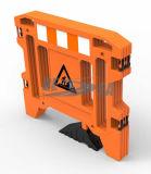 LegsのHDPE Plastic Road Gate Work Barrier