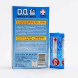 10 PCS Satz-erwachsener reizvoller männlicher Kondom-Finger-Stall