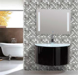 Qualität PVC Wall Mounted Bathroom Vanity mit LED Mirror