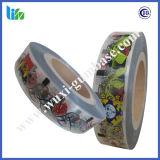 L'emballage de bubble-gum personnalisé badine le collant de tatouage de dessin animé