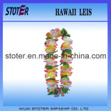 Customized Hawaii Leis avec design de drapeau pays