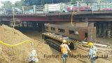 25 toneladas de transportador de controle remoto da esteira rolante