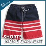 Os Mens A005 feitos sob encomenda nadam calças curtas dos Shorts ocasionais da placa