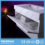 Mobília elevada popular do banheiro da porta do arco da pintura moderna da luz da lâmpada do diodo emissor de luz (B922P)