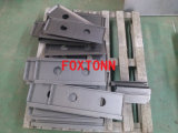 中国の製造業のシート・メタルのFabricationofの曲がる部品