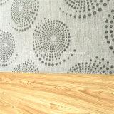 Amerikaner bevorzugen Leinenart-Polyester-Stück gefärbtes Vorhang-Gewebe 100%