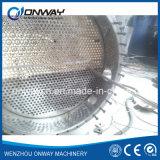 Shr hohe Leistungsfähigkeits-Fabrik-Preis-Edelstahl-Industrie-Plastik-Lösungs-Marinewärmeaustauscher