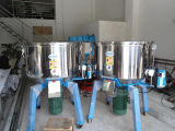 PVC PE PP Vertical Industry Plastic Raw Material Mixer