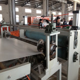 Chaîne de production en plastique de panneau de mousse de Celuka de machines de PVC