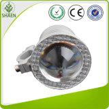 Luz 30 W U3 impermeable de la motocicleta del CREE LED