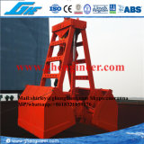 position hydraulique d'encavateur de bloc supérieur de la grue 30t marine