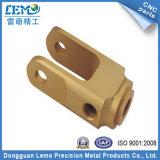 Piezas de precisión de cobre amarillo del SGS