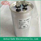 Condensador del condensador 50/60Hz Cbb65A-1 del condensador el comenzar del motor Cbb65