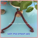 Nuova cinghia del PVC di disegno per rendere a donne i pistoni