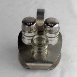 Nuovi acciaio inossidabile dell'OEM bottiglia e petrolio ed all'aceto di vetro con il basamento