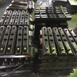 Pezzi meccanici della costruzione di KOMATSU per i rilievi di gomma 450b