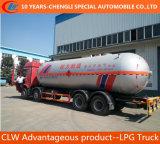 De Vrachtwagen van LPG van Faw 8X4 met 45cbm Volume
