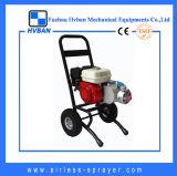 Máquina da pintura da estrada do motor de gasolina