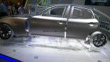 Bobine en aluminium de bâti de châssis de voiture