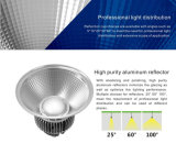 Colgando 4500k Luz Loop 240V 100W LED alta Bahía / High Bay Lamp