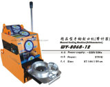 Máquina manual del lacre de la taza de té de la burbuja, sellador de la taza (WY-802H/WY-802H-12)