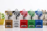 3.5mm StereoBaarzen in Oor Handsfree Earbuds voor MP3 Speler