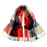 Шали и шарфы тавра шотландки шарфа Испании Desigual женщин шарфа зимы шерстей способа толщиные для женщин