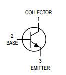 Silikon P2n2222A des Verstärker-Transistor-NPN