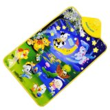 Xmas Gift 7582912-Kids Piano Musical Touch Play Crawl Mat Baby Fun Farm Animal Game Child Toy