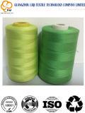 Amorçage respectueux de l'environnement de broderie de polyester de rayonne de qualité
