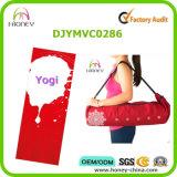 De kleurrijke Afgedrukte Mat van de Yoga, OEM de Dienst in China