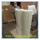 600GSM Mat van de Bundel van het poeder de Glasvezel Gehakte