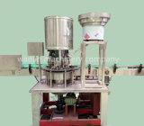 Фармацевтические завалка сиропа и машина запечатывания