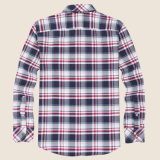 2016 camisas de alineada calientes del Mens de la venta