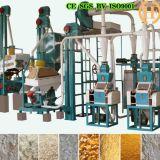 macchina del mulino da grano del mais 5t che funziona in macchina del laminatoio del cereale della Cina per buona qualità