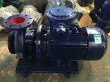 Bomba de aumento de presión de un solo cuerpo horizontal eléctrica de la fuente de la industria