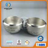 ASME Wp304/304L SsのOEMサービス(KT0074)の鋼鉄帽子の管付属品