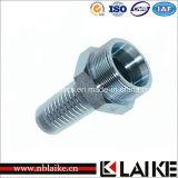 (10512) 탄소 강철 미터 남성 유압 Swagelok 관 이음쇠