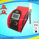 Boa qualidade Q-Switch ND: YAG Tattoo Removal Laser Beauty Equipment
