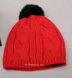 Органическая нов крышка Beanie Knit зимы