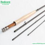 Mouche Rod rapide à haut carbone primaire de l'action Pr905-4