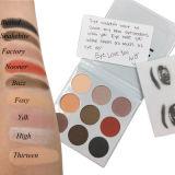 Creme варианта дня рождения косметик Kylie (золото И медь Rose) затеняет Eyeshadow