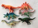 Jouet en plastique du dinosaur 3D promotionnel de PVC de qualité (PT-031)