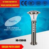 lumières actionnées solaires de batterie au lithium de 3W DEL 3.7V 5ah