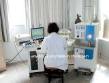 Instrument infrarouge à haute fréquence pour l'analyse du carbone et du soufre, analyseur de métaux