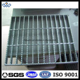 Druck-verschlossene Stahlvergitterung