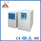 Máquina de aquecimento elevada da indução da freqüência média 25kw da velocidade do aquecimento (JLZ-25)