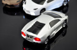 Горячий продавая заряжатель 5200mAh перемещения формы автомобиля портативный приспособленный для Samsung LG HTC